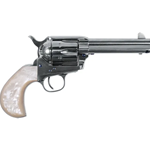 "Uberti 356724 Outlaws & Lawmen ""Doc"" .357 S&W Mag 4.75"" 1873 Single Action Cattleman Revolver"