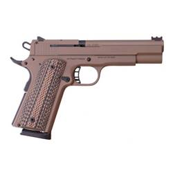 Rock Island Armory RI56786 XT22 MAGNUM 22MAG FDE/BROWN 5 UPSWEPT BEAVERTAIL/FIXED SGTS