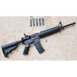 "THELEGACY Sons Of Liberty Gun Works The Legacy 16"" Mid Length Gas System, Liberty fighting trigger, 5.56mm AR-15"
