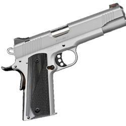 Kimber America 3700640 Stainless LW OI Arctic 45 ACP rd Pistol w/ Vortex Venom 6 MOA Red Dot Installed