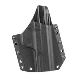 MFT - Mission First Tactical HSWMPOWB-BL SMITH & WESSON M&P FULL SIZE 9MM/40CAL OWB HOLSTER
